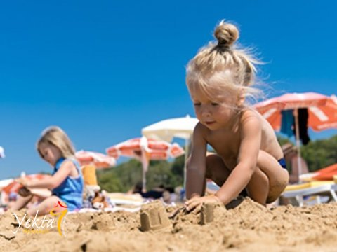 On average there are 330 sunny days a year in Alanya !
