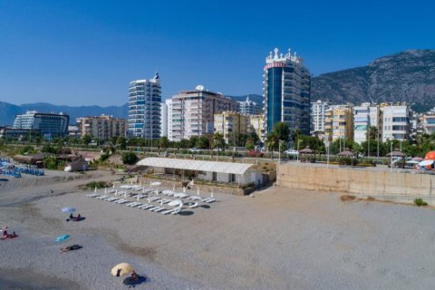 New private beach Yekta Homes