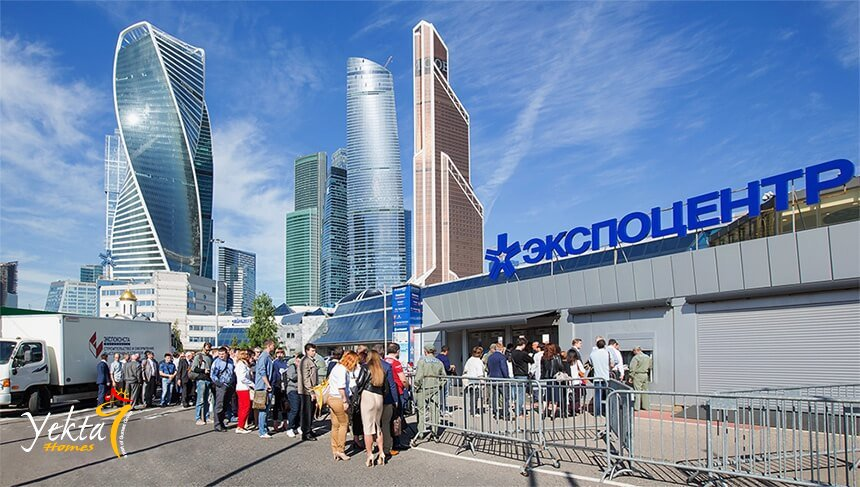 Yekta Homes takes part in one of the largest overseas real estate exhibition in Moscow