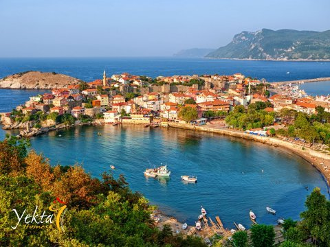 Which regions are the most comfortable and safe in Turkey?