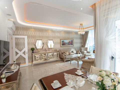Yekta Alara Park showroom is ready!
