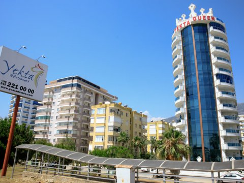 What are the rates on the loan for real estate in Turkey for foreign citizens?