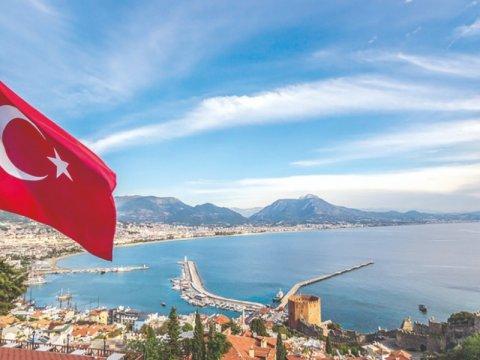 Turkey gives citizenship. Cheap