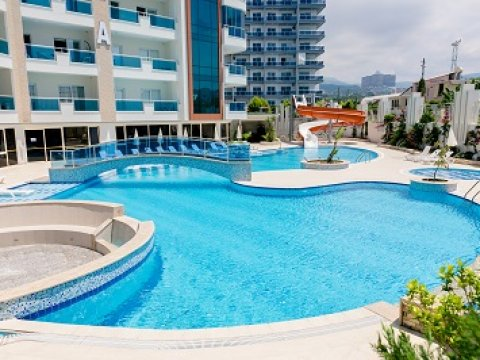 What property prices in Turkey depend on