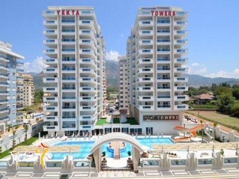 Om Yekta Homes - udvikler i Tyrkiet, Mahmutlar