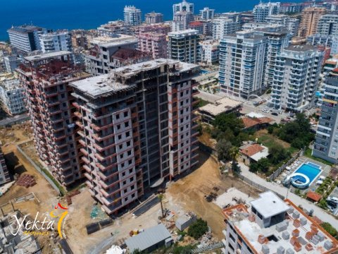 Der Bau des Yekta Alara Park ist abgeschlossen!