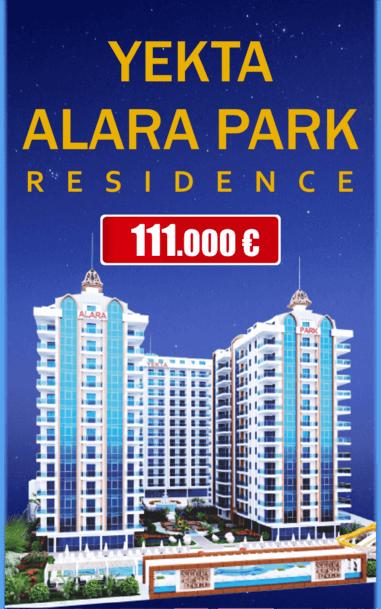 Yekta Alara Park Residenz