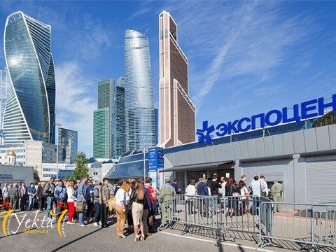 Yekta Homes nimmt an einer der größten Immobilienmessen in Moskau teil