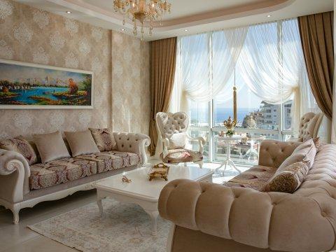 Perfekter Luxus in der Türkei