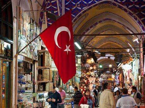 Einkaufen in der Türkei