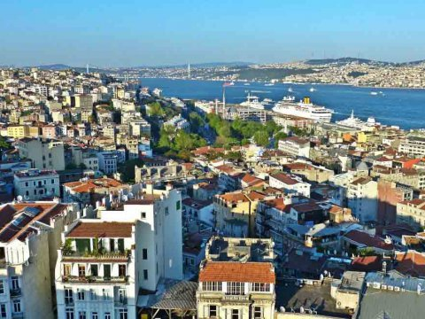 45,500 properties in Turkey bought by foreigners