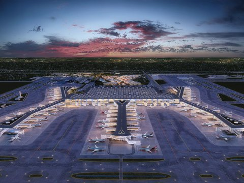 What tourists need to know about the new airport in Istanbul
