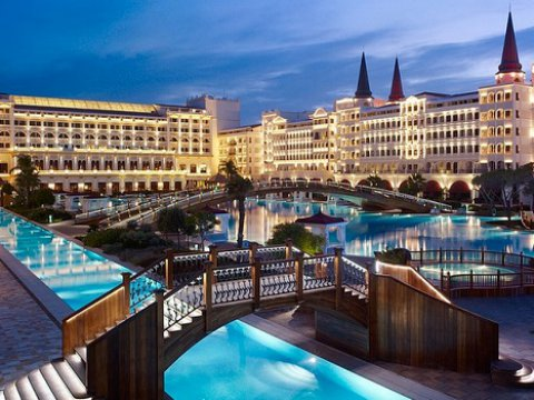 5 most expensive hotels in Turkey