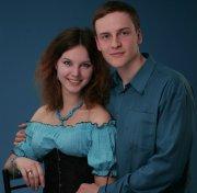 Margarita and Daniil Kravtsov