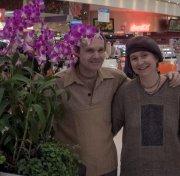 Elena and Ivan Peretochkiny