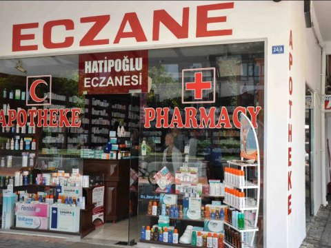All about medicines and pharmacies in Turkey