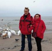 Alexey and Zhanna Romov