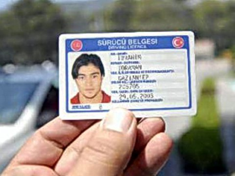 Driving license in Turkey for foreigners