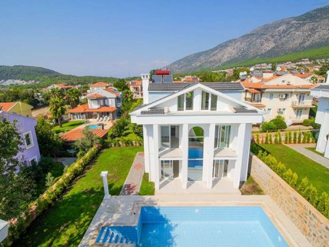 Real estate market in Turkey experiences a change in demand