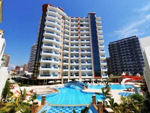 Real estate values in Turkey are steadily on the rise