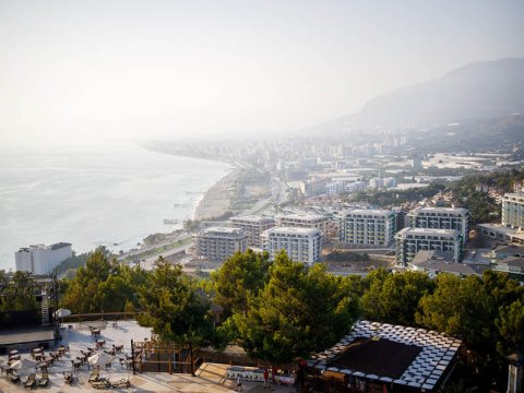 Real estate prices in Alanya continue to rise